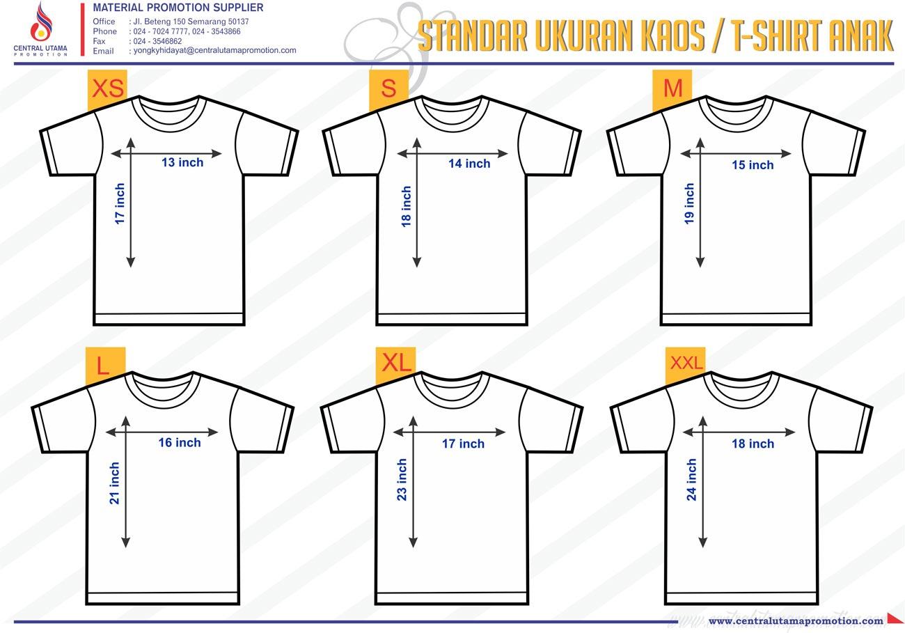 Harga Dan Spesifikasi Kaos T Shirt Pria Update 2018 Real Techniques Nicamp039s Picks 5 Sets Oblong Central Utama Promotion Material Standard Ukuran Anak