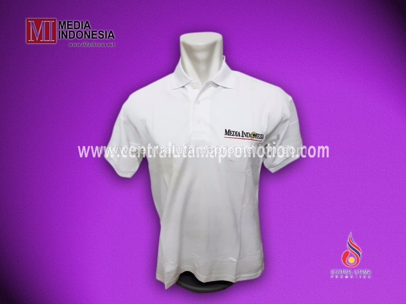 POLO SHIRT MEDIA INDONESIA